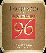 "Foppiano Vineyards ""Lot 96"" California Red Wine"